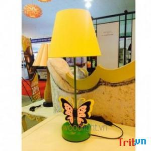 Đèn bàn bướm Woodlight – món quà đặc biệt dành cho các bé gái