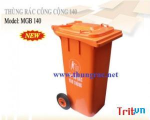 Giá thùng rác nhựa tại quận Gò Vấp  TP.HCM - Hoài Thanh 0913 819 238