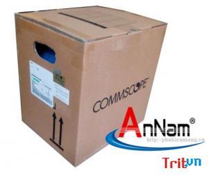 Phân phối cáp mạng Commscope AMP UTP Cat6 mã 1427254-6 chính hãng