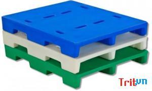cung cấp pallet nhựa nhập khẩu dùng trong kho lạnh