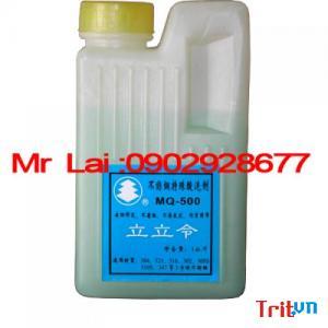 Sỉ lẻ chất tẩy mối hàn inox, tẩy rỉ sét inox mq 500