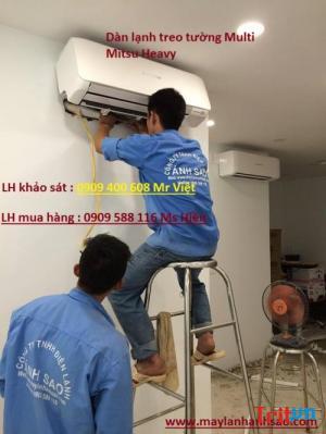 Ánh Sao cung cấp máy lạnh Multi Daikin chính hãng – Chuyên lắp đặt trọn gói giá rẻ