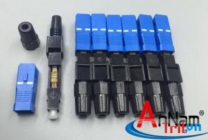 Phân phối đầu nối nhanh cáp quang Fast Connector SC-SC UPC có sẵn hàng tại Annam