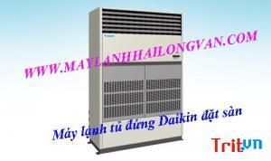 Chuyên cung cấp + thi công GIÁ RẺ nhất, chuyên nghiệp và uy tín cho dòng Máy lạnh tủ đứng Daikin