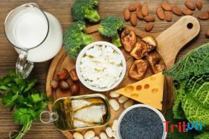 Thực phẩm giúp mau lành vết thương không để lại sẹo