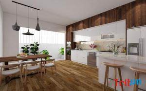 Bí kíp chọn tủ bếp gỗ công nghiệp thật chuyên nghiệp