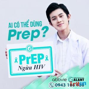 PrEP-thuốc dự phòng trước phơi nhiễm HIV