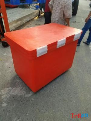 Địa chỉ cung cấp thùng đá thai lan 200 lit - sản phẩm an toàn trong lưu trữ thực phẩm