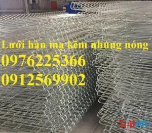 Lưới thép hàn mạ kẽm, sản xuất lưới hàn mạ kẽm tại Hà Nội