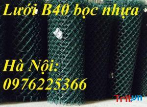 Bảng giá lưới b40 bọc nhựa tại Hà Nội