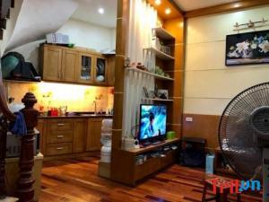 Bán nhà đẹp Nguyễn Thái Học 30m, 4T, 2,7Tỷ.