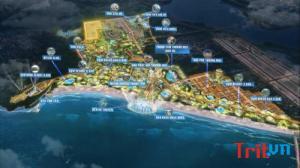 Đất nền bãi biển top 10 thế giới, liền kề sân bay quốc tế, cảng biển quốc tế, thanh toán dài hạn 0904686837