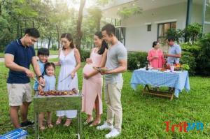 Tại sao BBQ ngoài trời tại khách sạn Thái Bình lại được nhiều thực khách lựa chọn?
