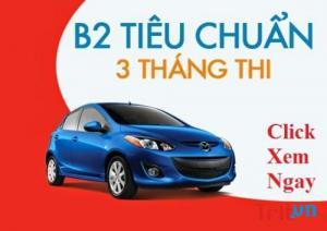 Học bằng lái xe ô tô B2 ở Đồng Nai chỉ từ 3.300.000 VNĐ