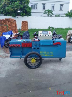 Máy bẻ đai sắt mini - Siêu phẩm Đại Phước 2020