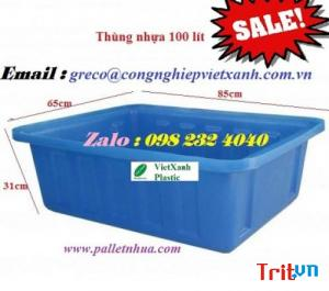 Tank nuôi cá 200 lít