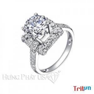 Lý do khiến giác cắt Cushion trên nhẫn kim cương được yêu thích