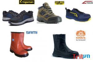 Nhà phân phối giày bảo hộ lao động tại Hà Nội hàng đầu hiện nay